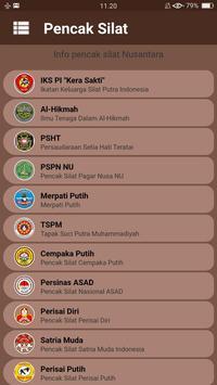 Pencak Silat screenshot 17
