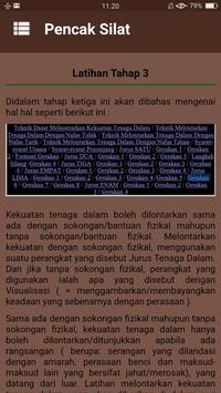 Pencak Silat screenshot 20