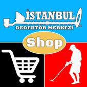 İstanbul Dedektör Shop icon