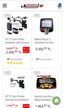 İstanbul Dedektör Shop screenshot 2