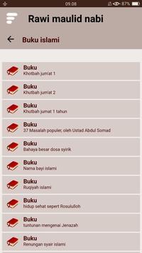 Kitab Rawi Maulid Nabi (New) screenshot 6