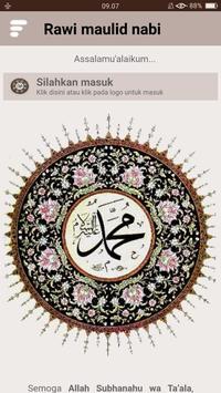 Kitab Rawi Maulid Nabi (New) poster