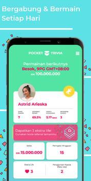 Pocket Trivia poster