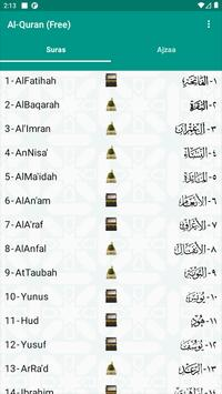 Al-Quran (Free) Ekran Görüntüsü 8