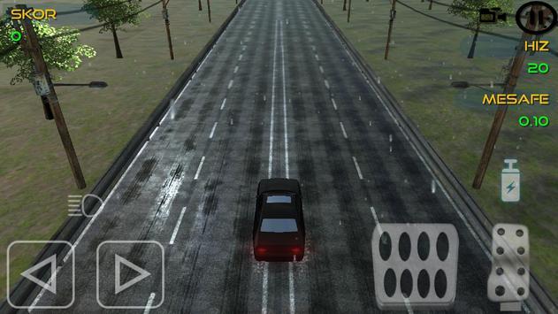 Unlimited Car Race 3D screenshot 1
