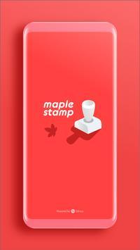 Maple Stamp screenshot 4