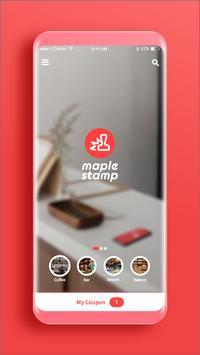 Maple Stamp screenshot 1