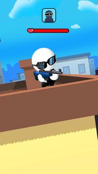 Johnny Trigger: Sniper poster