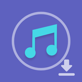 Music Downloader ícone