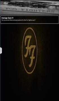 Foo Fighters Quiz Game screenshot 4