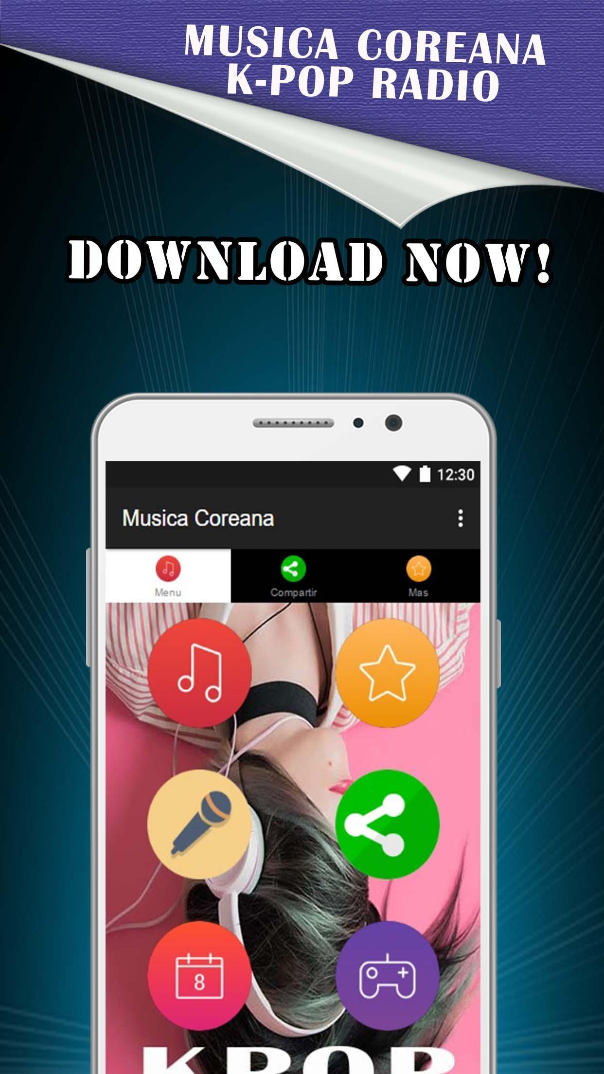 Kpop Music app: Radio Kpop FM for Android - APK Download