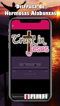 Alabanzas Cristianas Gratis:Musica Cristiana Radio تصوير الشاشة 2