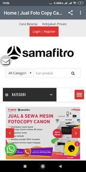 JualFotocopyCanon - ATPM Resmi dari Canon poster