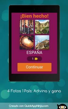 4 Fotos 1 País: Adivina y gana screenshot 15