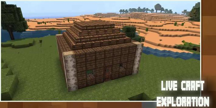 Live Craft : Creative And Building Story Mode screenshot 1