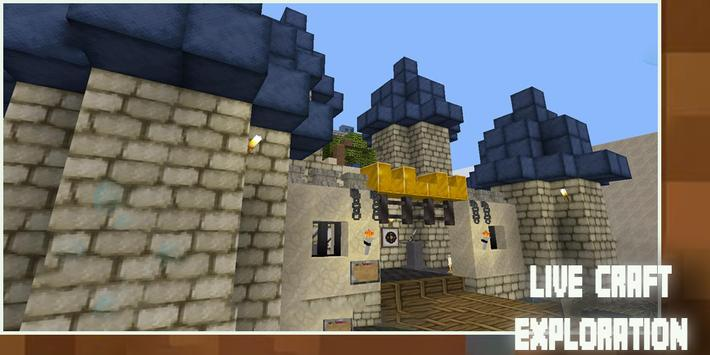 Live Craft : Creative And Building Story Mode screenshot 2