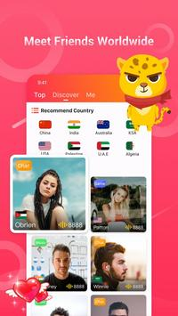 VoChat poster