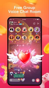 VoChat पोस्टर