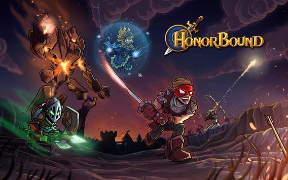 HonorBound 截圖 2