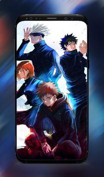Jujutsu Kaisen Wallpaper screenshot 2