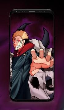 Jujutsu Kaisen Wallpaper screenshot 3