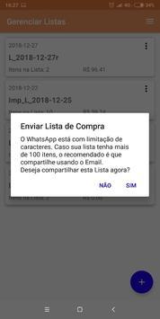 Lista de Compras - EasyList screenshot 2