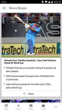 NDTV News screenshot 4