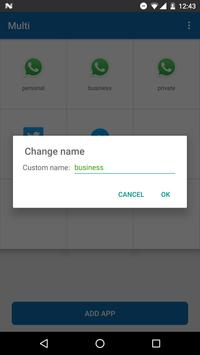 Multi-multiple accounts app screenshot 6