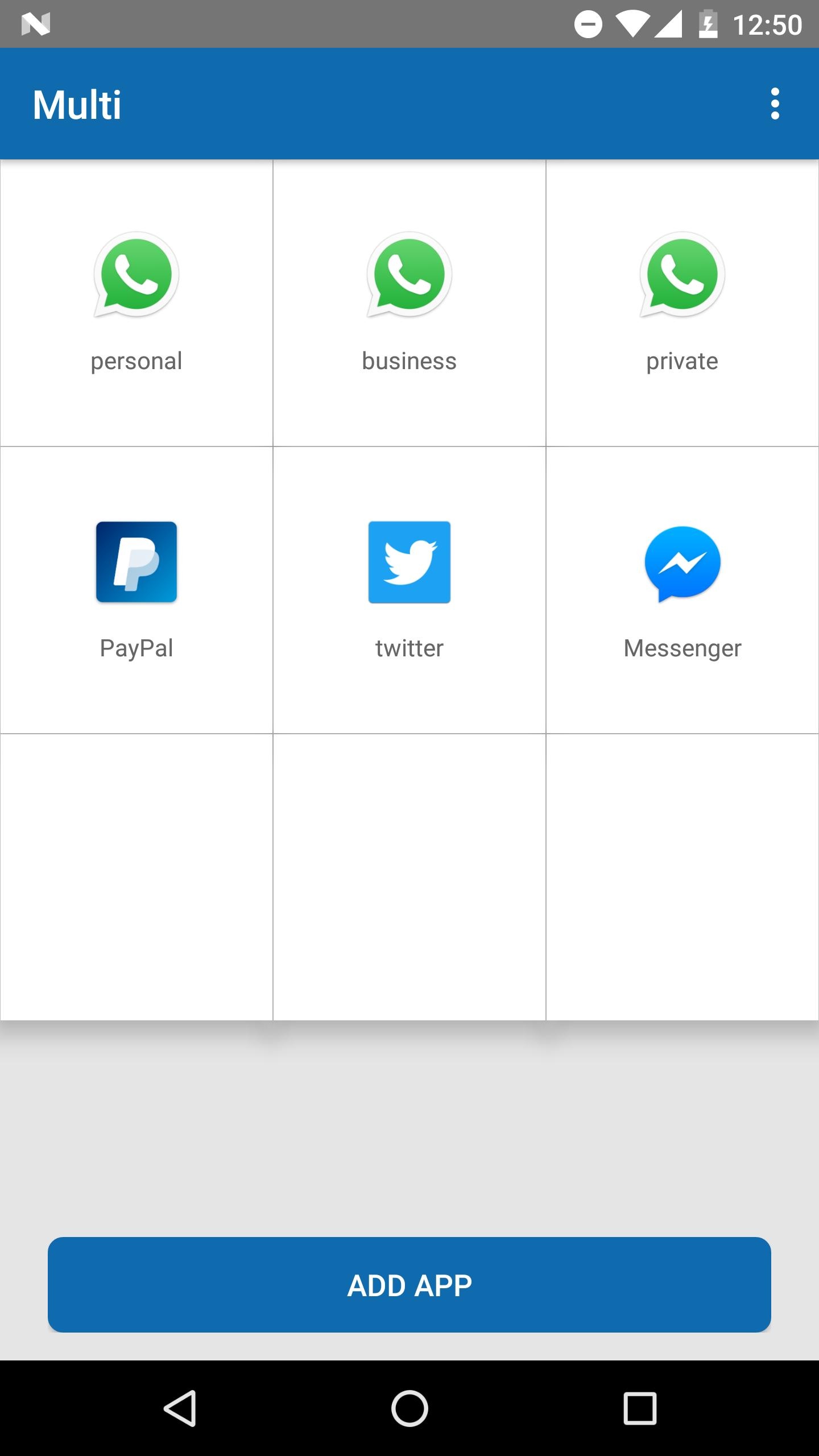 Multi-multiple accounts app for Android - APK Download
