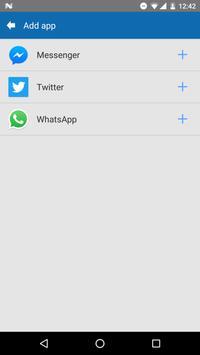 Multi-multiple accounts app screenshot 1