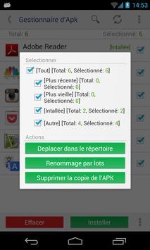 Désinstalleur App Sytème(root needed) capture d'écran 6