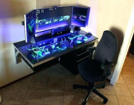 DIY PC Desk Build screenshot 6