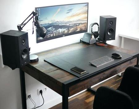 DIY PC Desk Build screenshot 7