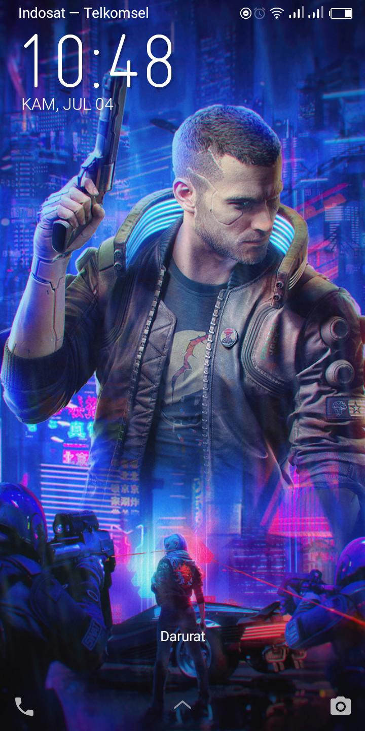 Free Wallpaper For Cyberpunk 2077 For Android Apk Download