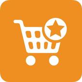 جوميا للتسوق عبر الانترنت أيقونة