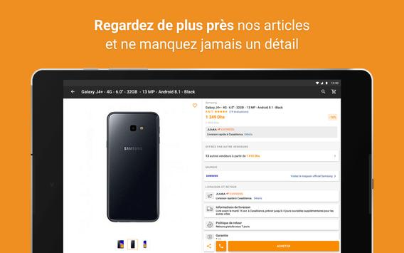 JUMIA Shopping en ligne capture d'écran 14