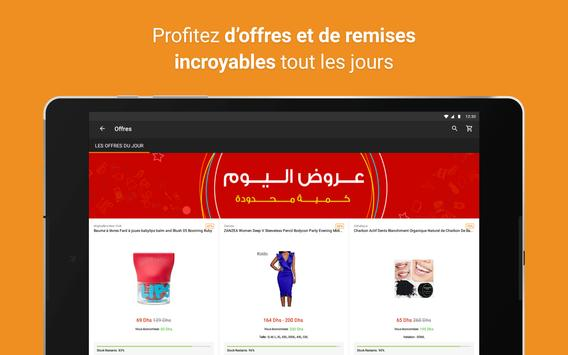JUMIA Shopping en ligne capture d'écran 15