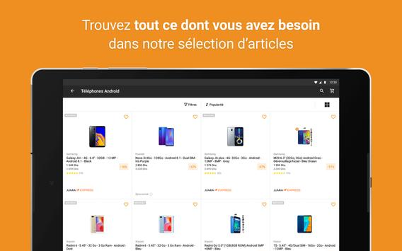 JUMIA Shopping en ligne capture d'écran 12