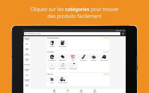 JUMIA Shopping en ligne capture d'écran 13