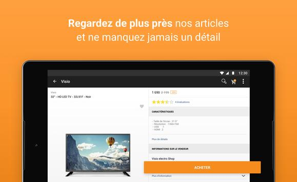 JUMIA Shopping en ligne capture d'écran 8