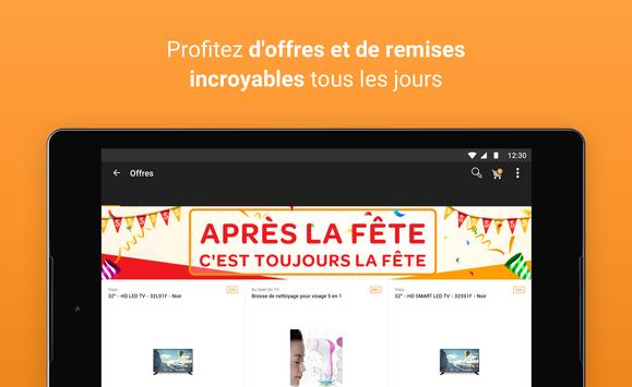 JUMIA Shopping en ligne capture d'écran 9