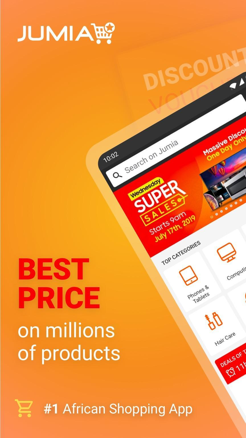 JUMIA Online Shopping for Android - APK Download