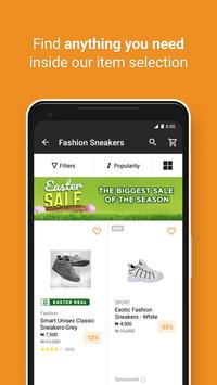 JUMIA Online Shopping screenshot 1