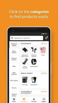 JUMIA Online Shopping स्क्रीनशॉट 2