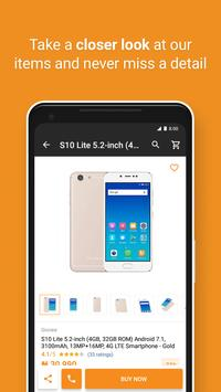 JUMIA Online Shopping स्क्रीनशॉट 3