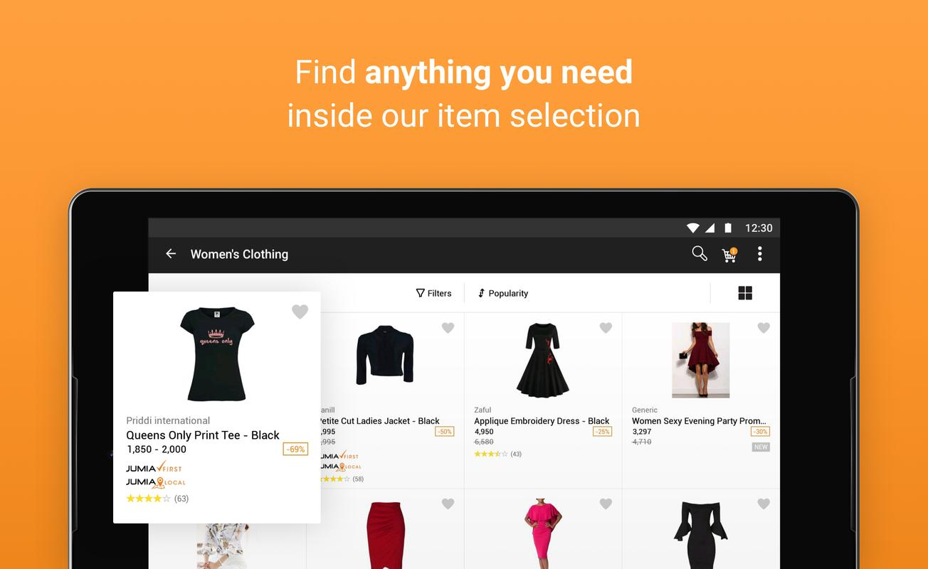 Jumia Online Shopping For Android Apk Download