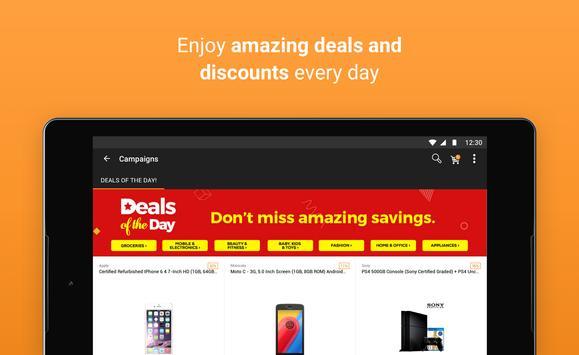 JUMIA Online Shopping स्क्रीनशॉट 9