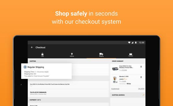 JUMIA Online Shopping स्क्रीनशॉट 10