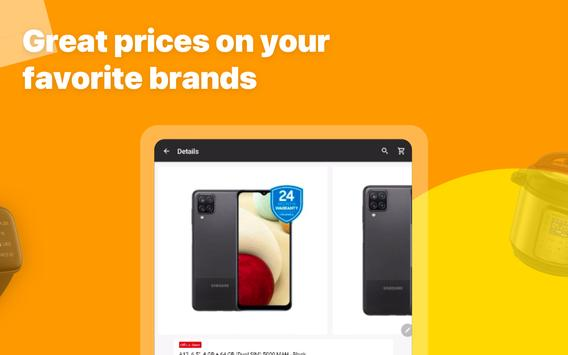 JUMIA Online Shopping скриншот 9