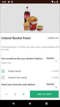 Jumia Food screenshot 4